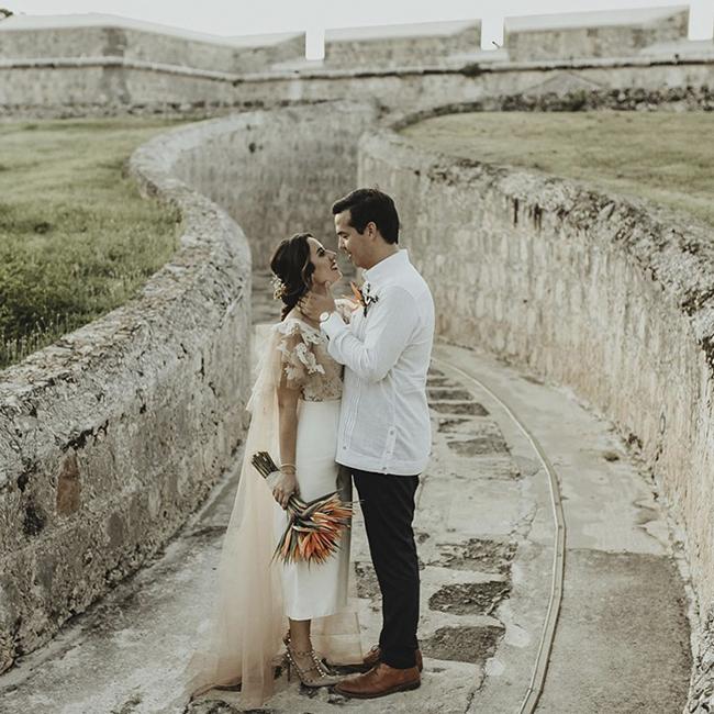Boda Destino Ana Franco & Jorge Richaud
